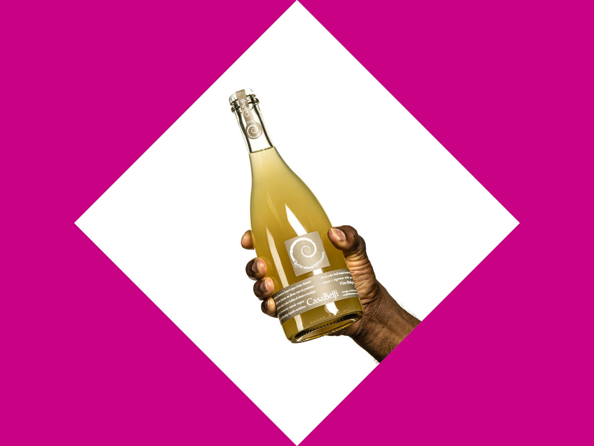 natural wine, casa belfi