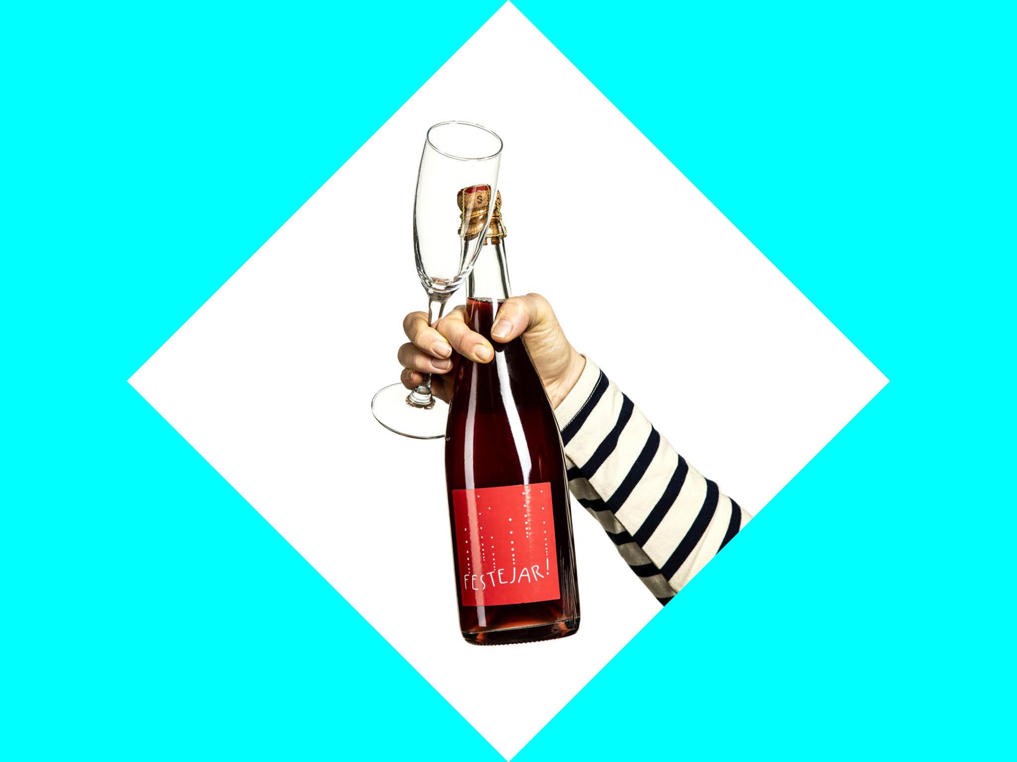 natural wine, festejar