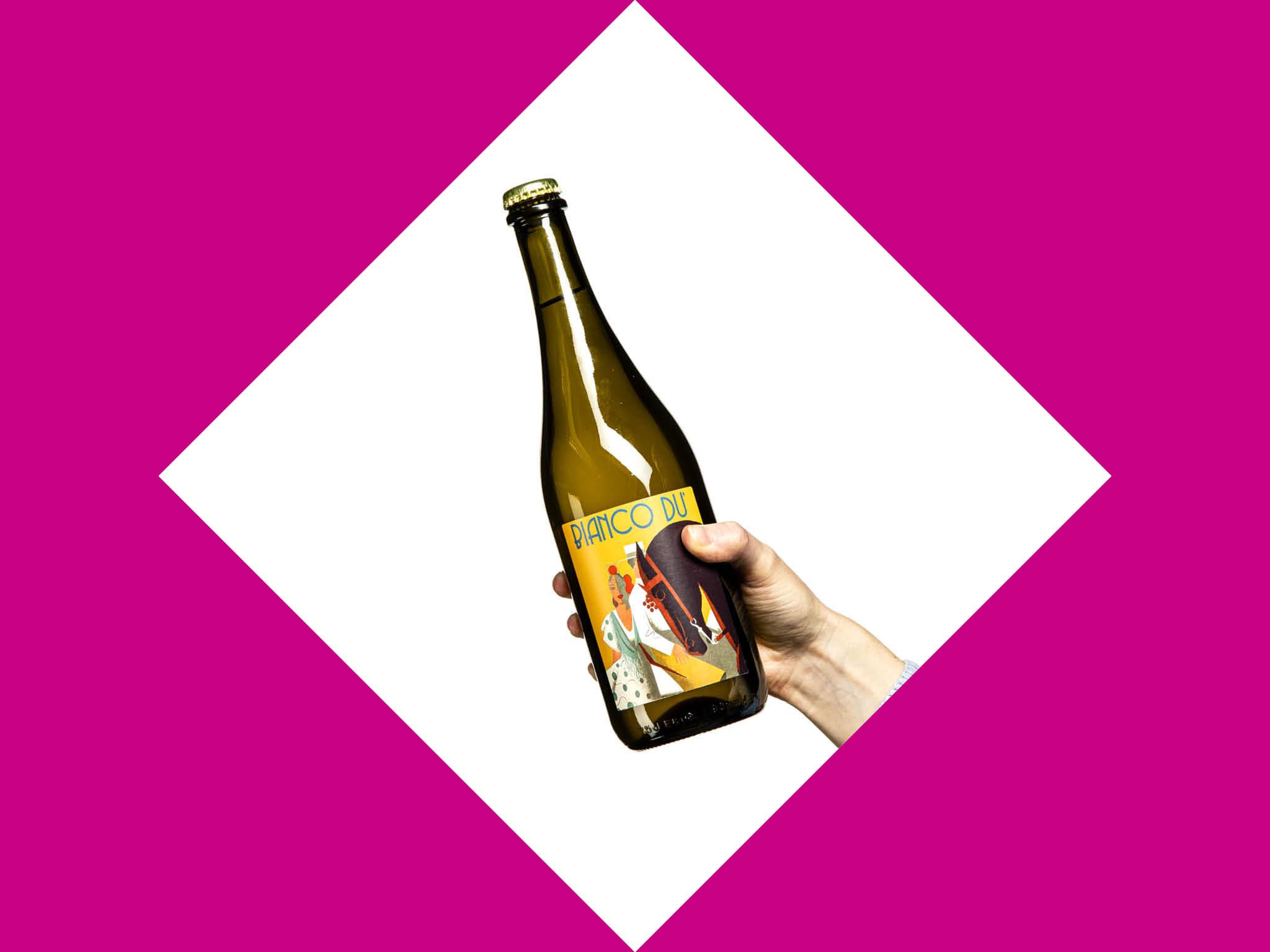 natural wine, bianco du