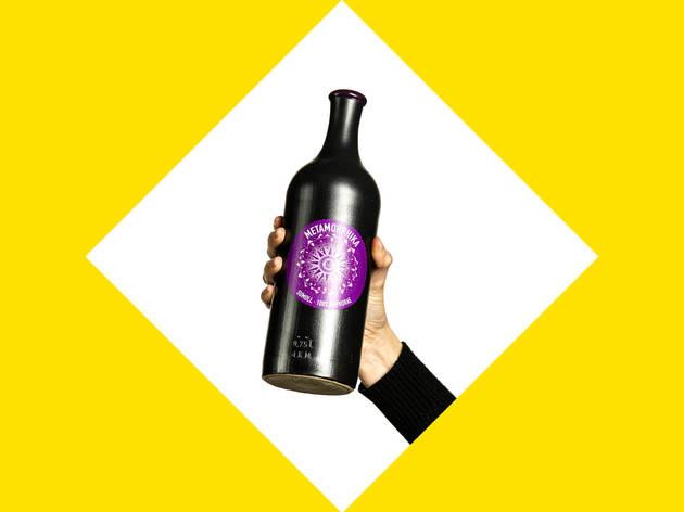 natural wine, metamorphika