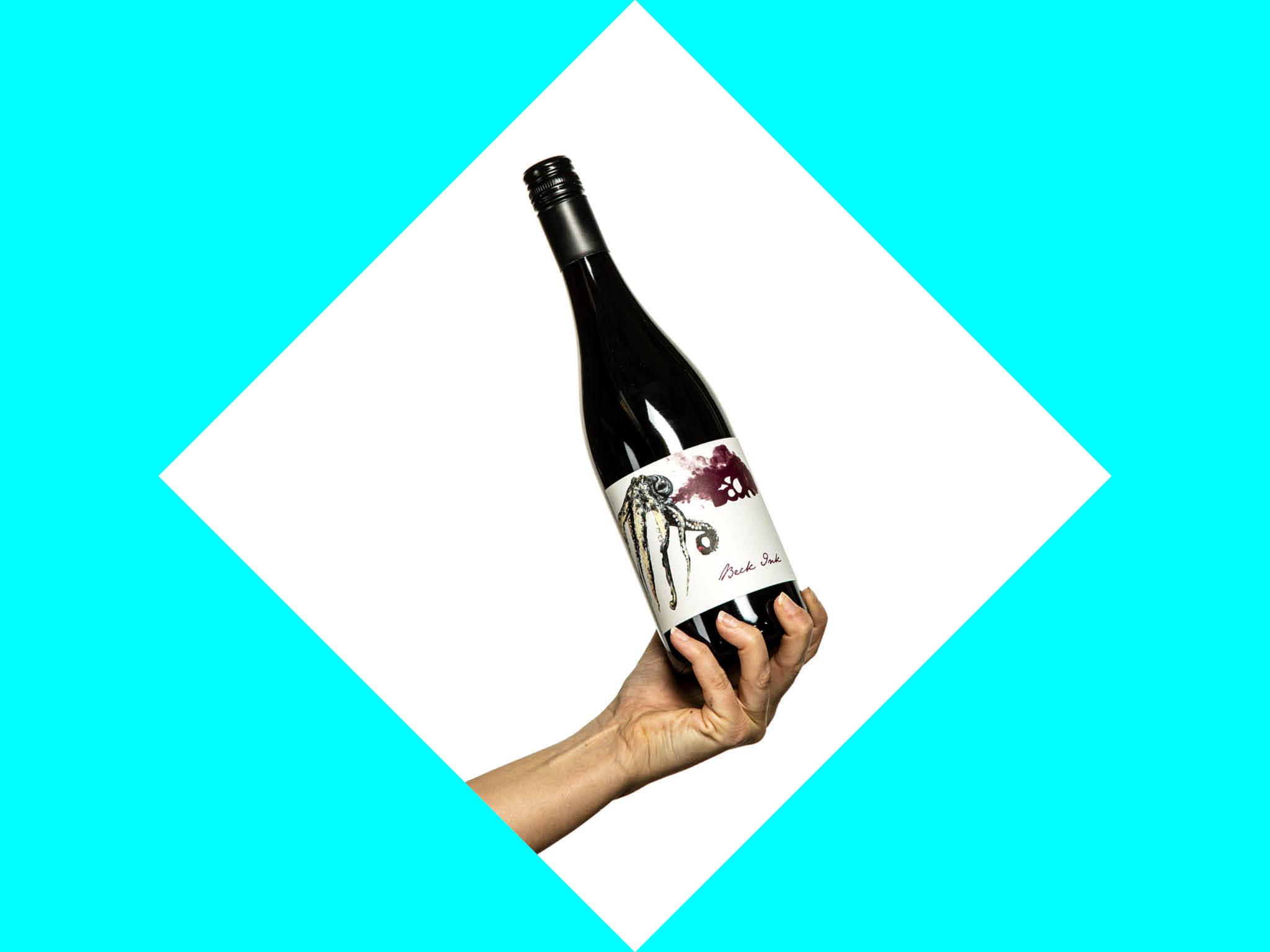 natural wine, judith beck ink