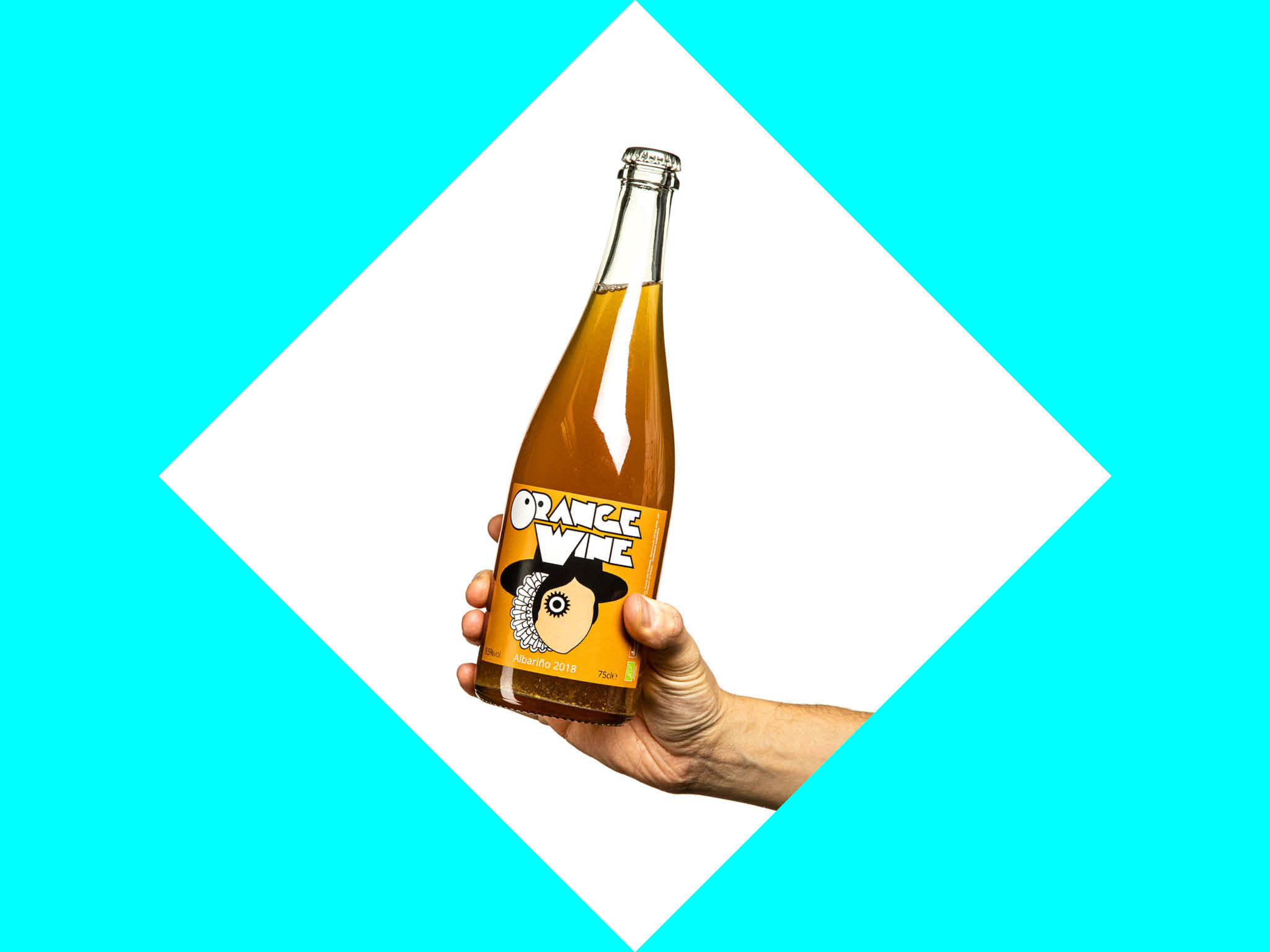 Stock up on posh bottles of natural wine
