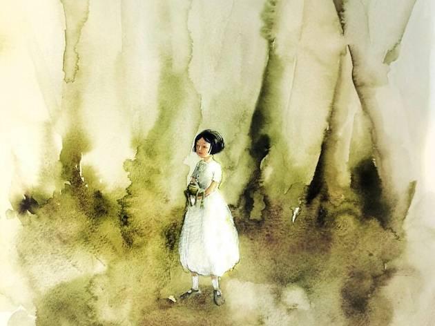 Ilustração de Júlio Vanzeler