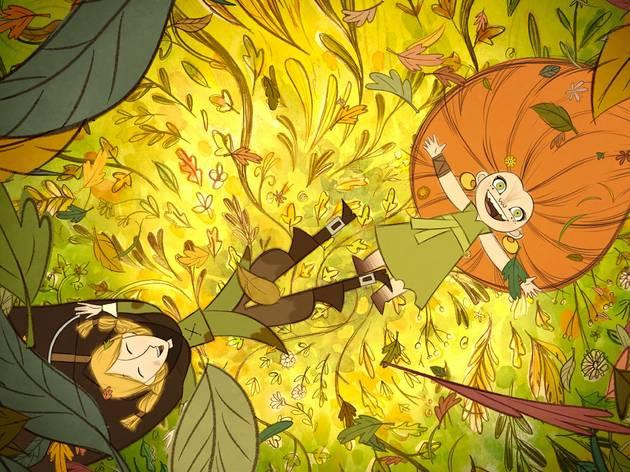 Wolfwalkers, la película animada de AppleTV+