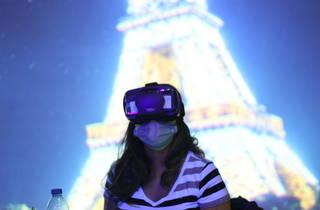 Inspark tours: París