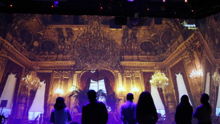 Inspark tours: París, experiencia inmersiva
