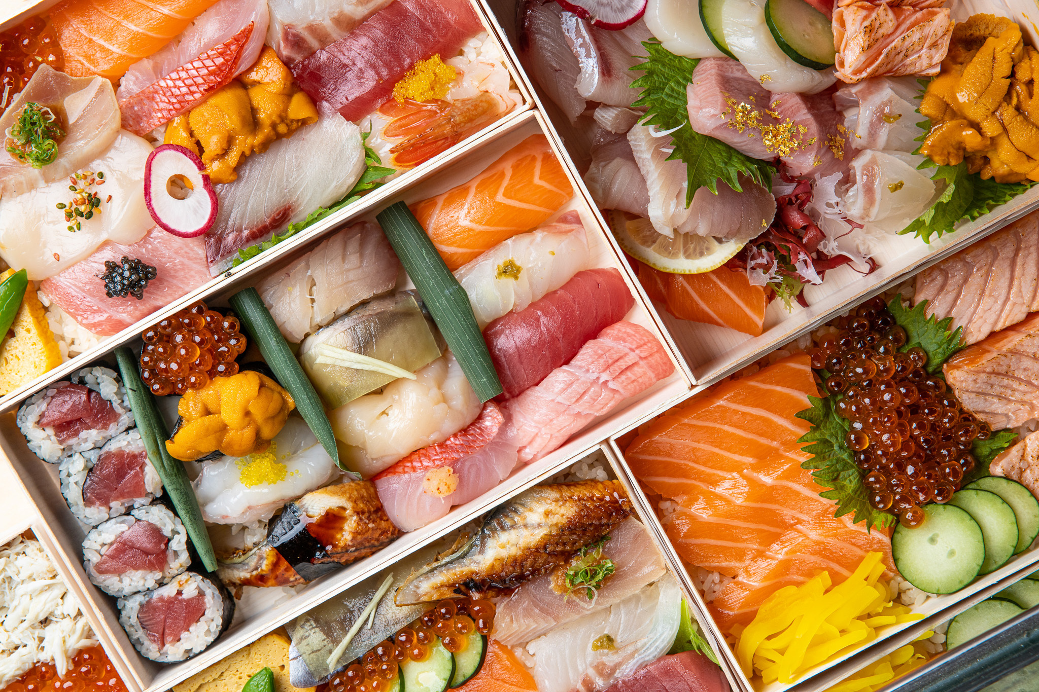Silver Lake's new sushi bar serves chirashi and rolls from a takeout window