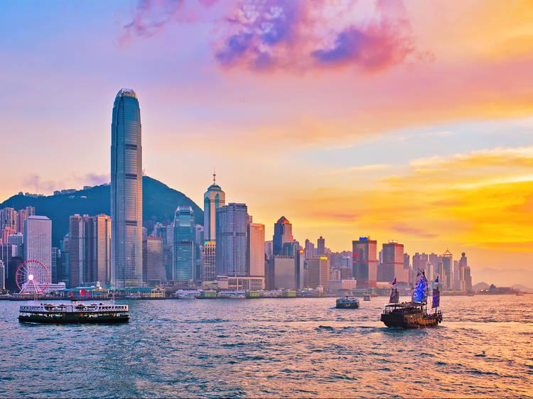 Social distancing measures in HK now