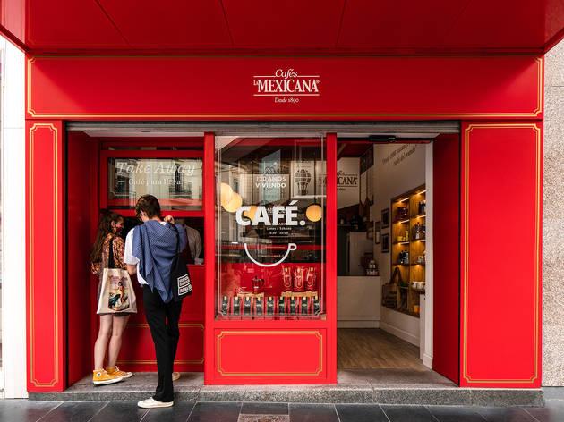 Cafés La Mexicana