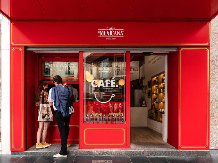 Pack Cafés La Mexicana por valor de 100€