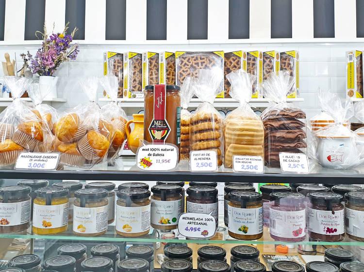 Pack pastelero de Pastelería Creativa Javier Ramos por valor de 40€