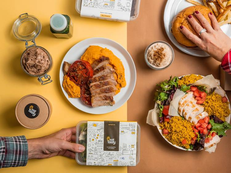 10 comidas de EatTasty por valor de 89 €