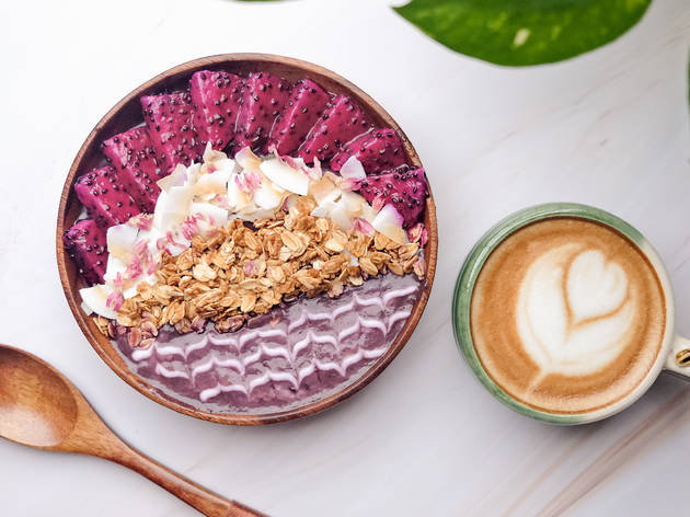 Porcelain Cafe by Gratefood Co