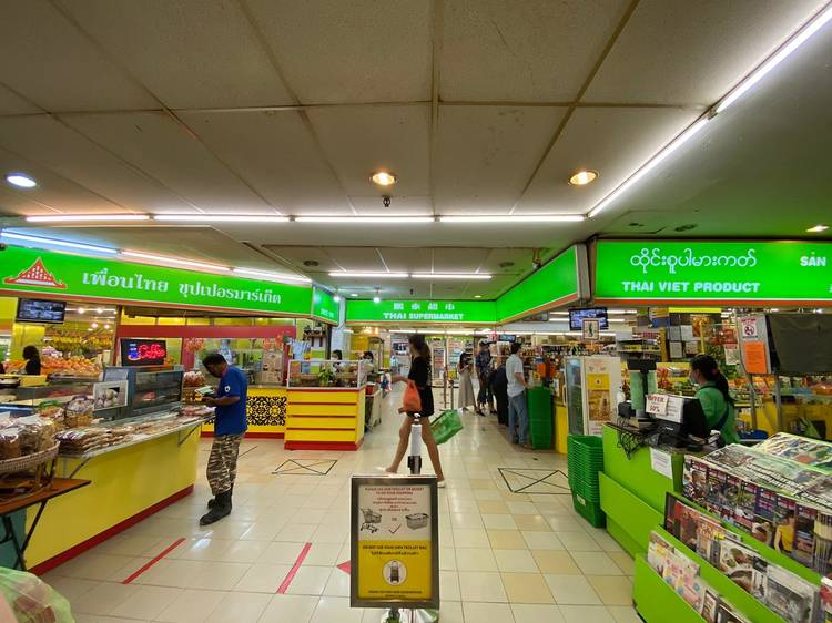 What it takes to bring a traditional supermarket online
