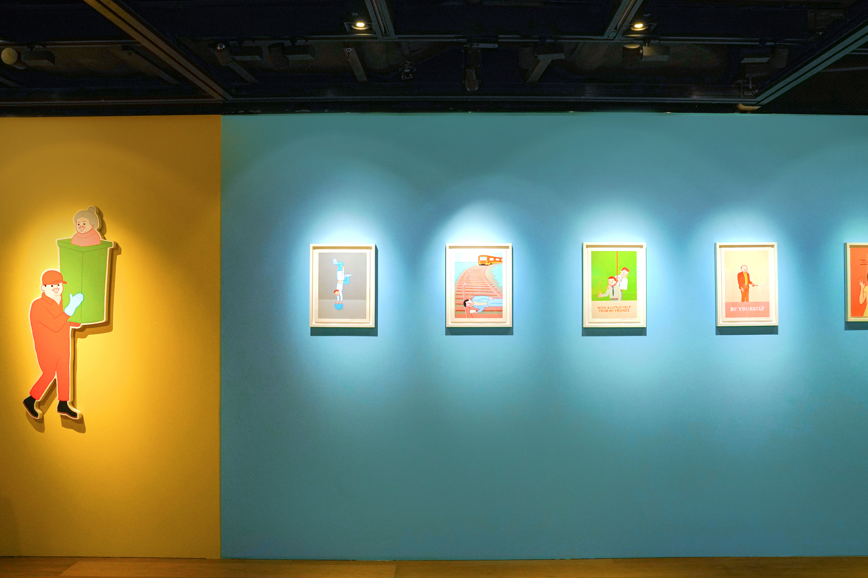 Contemporary Showcase: My Life Is Pointless by Joan Cornellà