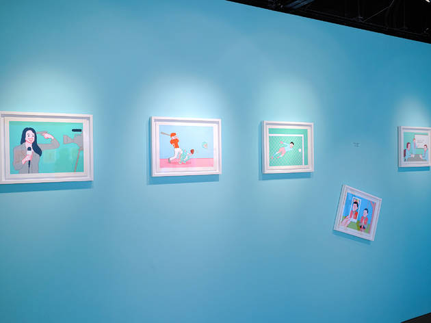 Sotheby's Hong Kong/Joan Cornellà