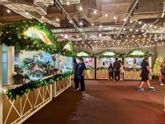2020香港必去聖誕市集