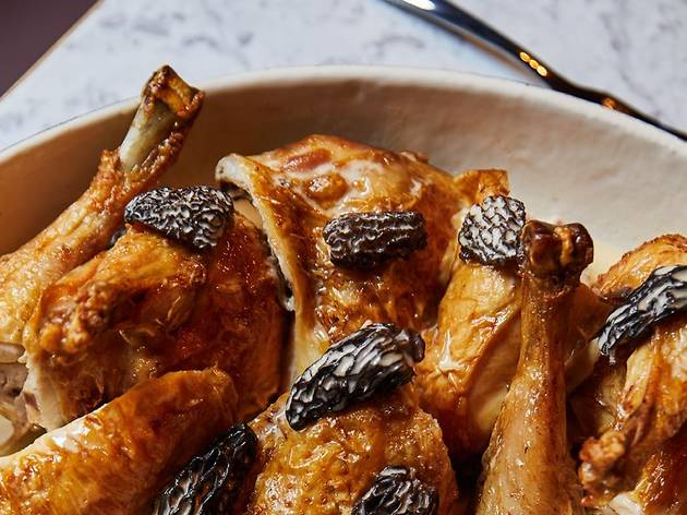 Noble Rot chicken