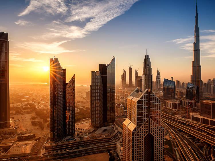 Octubre: Dubai (Emiratos Árabes)