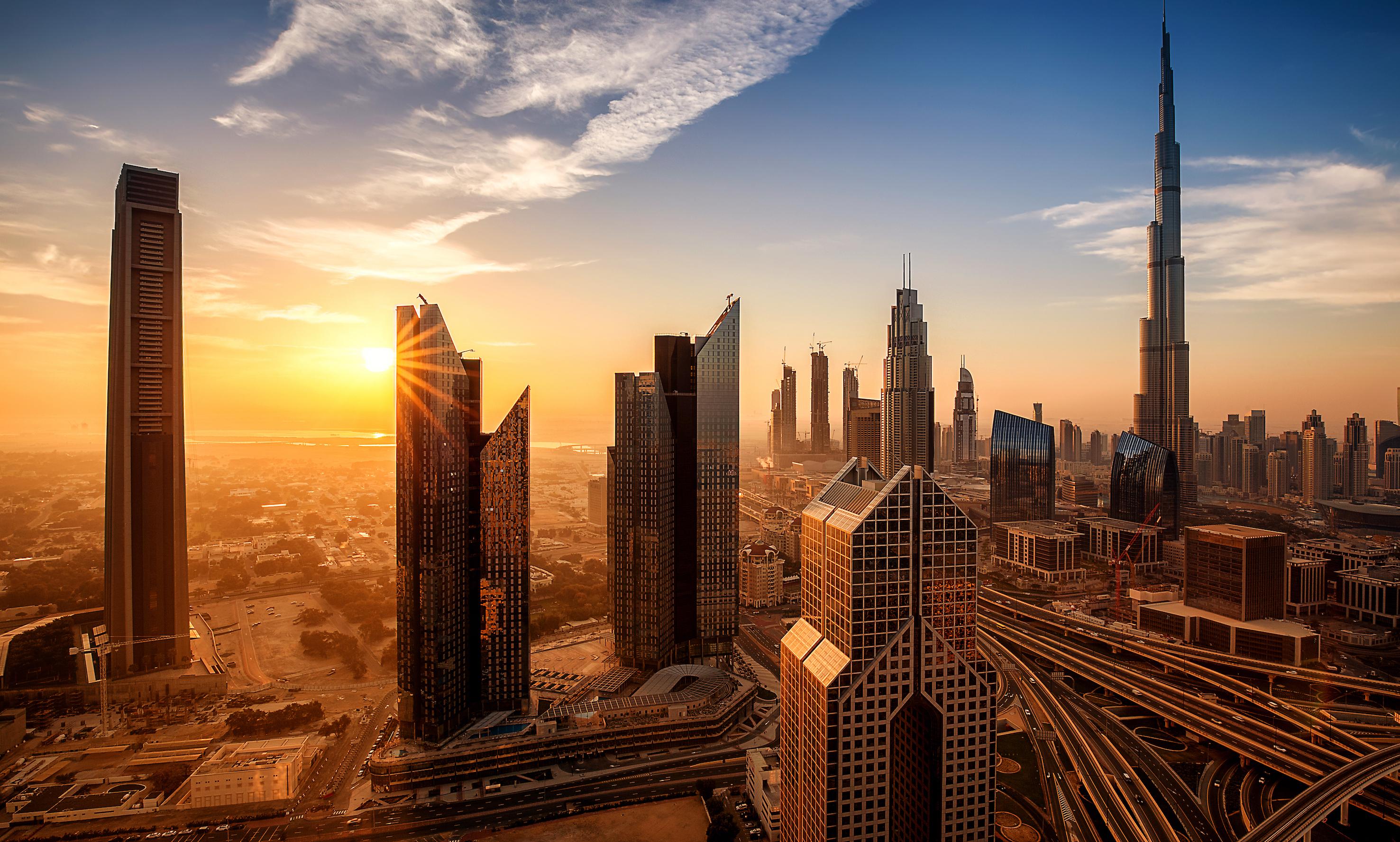 Emiratos Árabes. Dubai