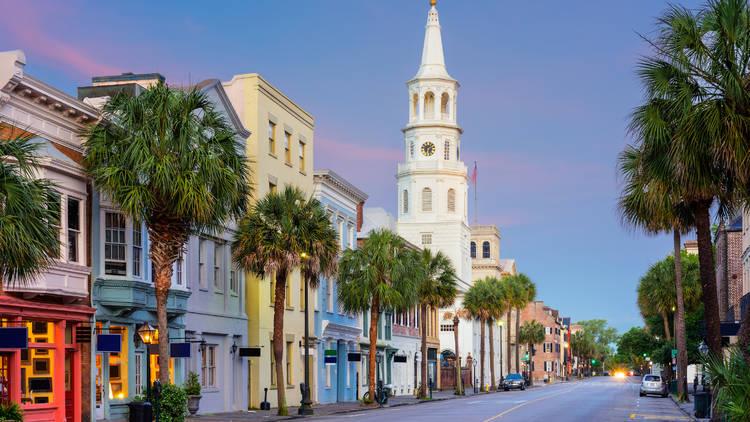Charleston. North Carolina