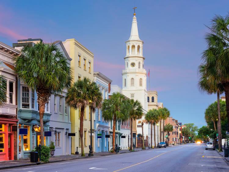 Septiembre: Charleston (EE.UU.)