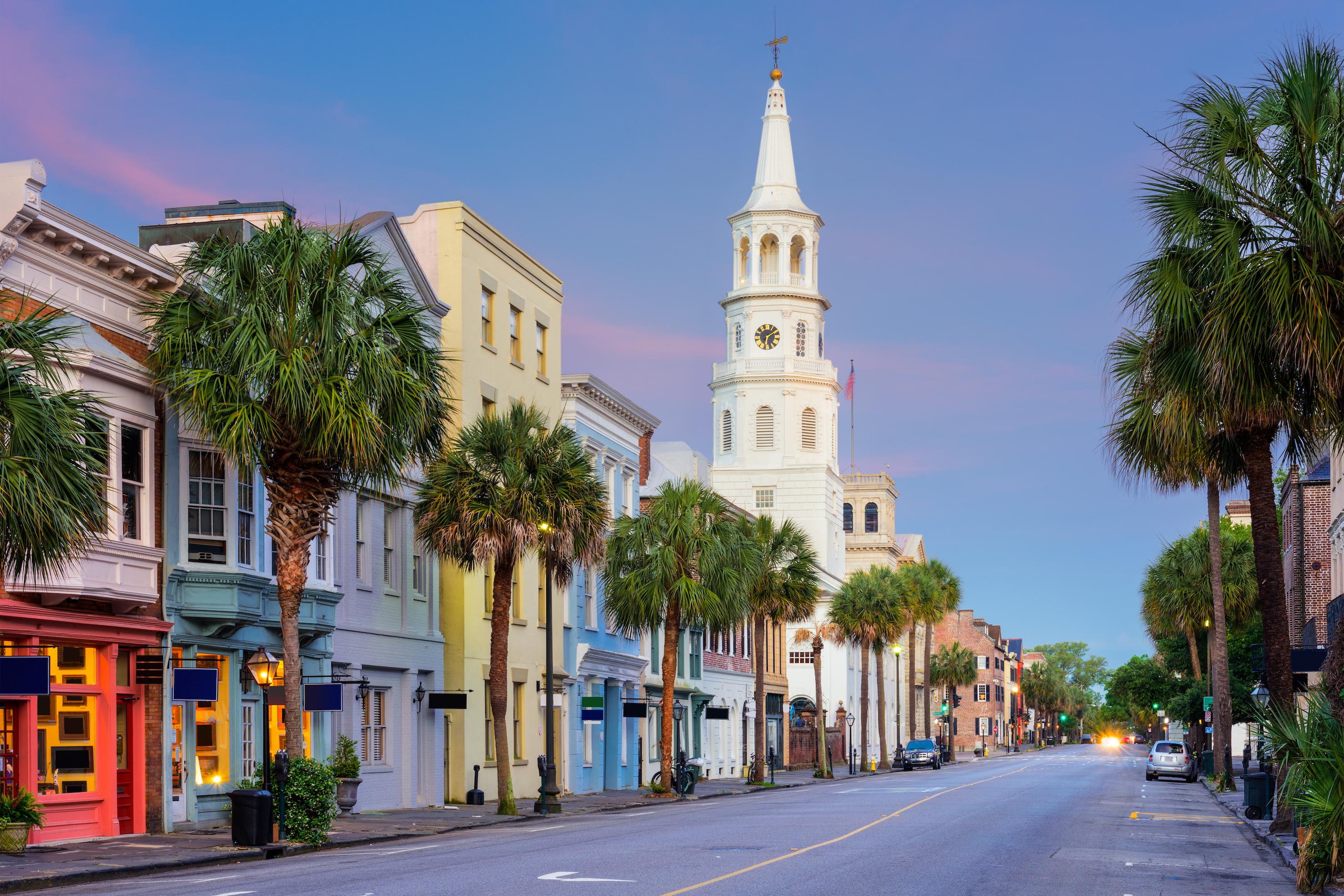 Charleston. EE.UU
