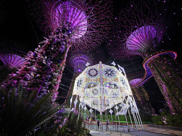 The most Instagrammable Christmas spots in Singapore