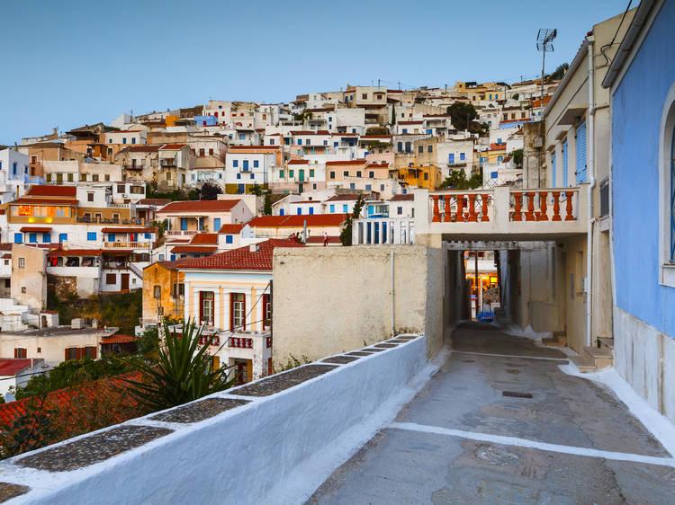 Agosto: Ceos (Grecia)