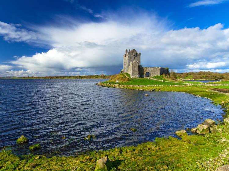 Enero: Galway (Irlanda)