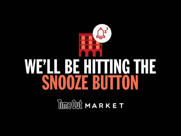 Time Out Market New York is going into hibernation for the winter