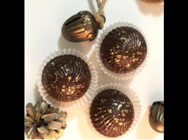 Bombas de chocolate Migand Alta Repostería