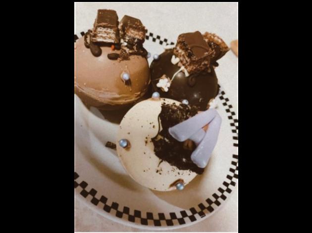 Bombas de chocolate My Xocolatl