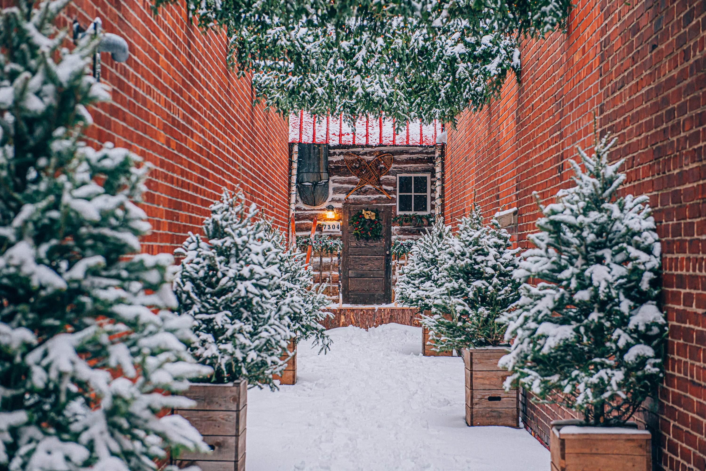 Christmas / Noël, Verdun