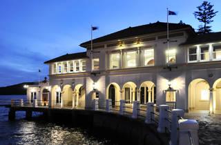 Manly Pavilion exterior