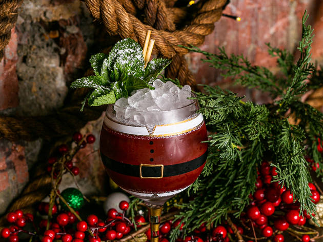 The best Christmas pop-ups to have a drink at this holiday season