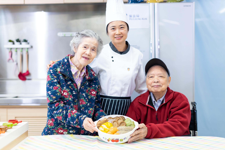 Po Leung Kuk Poon Choi donation
