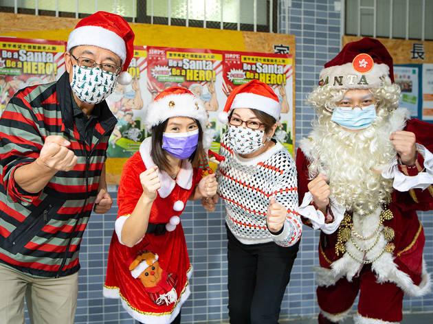 Hope worldwide Santa Run 2020