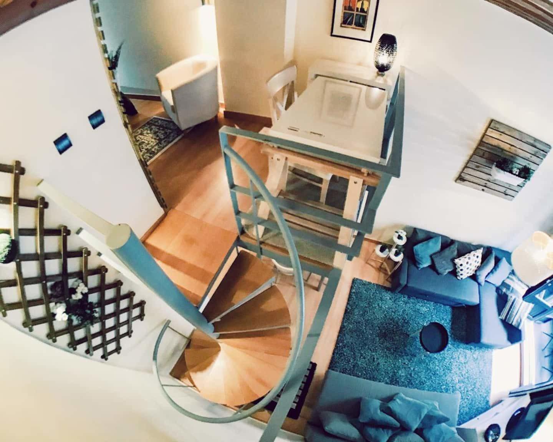 Airbnb madrid, caracol