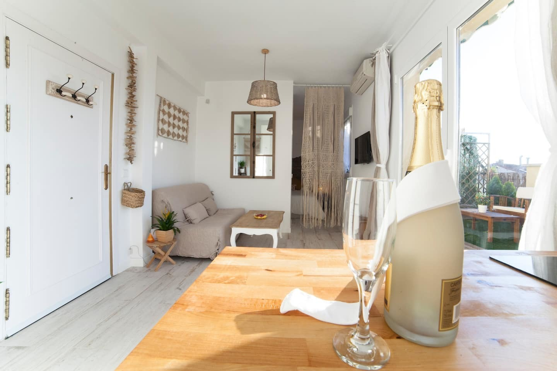 Airbnb madrid, exótico