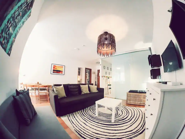 Airbnb madrid, pop