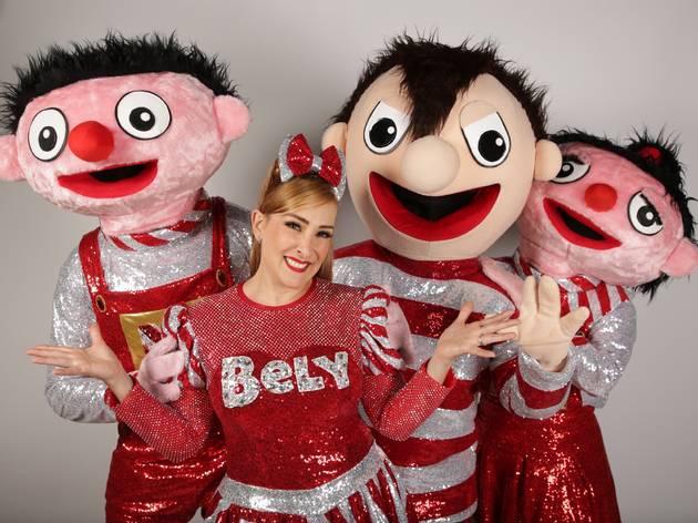 Una Mágica Navidad con Bely y Beto
