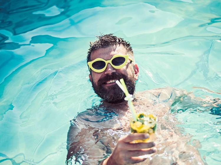 This website lets you rent out people's private pools by the hour
