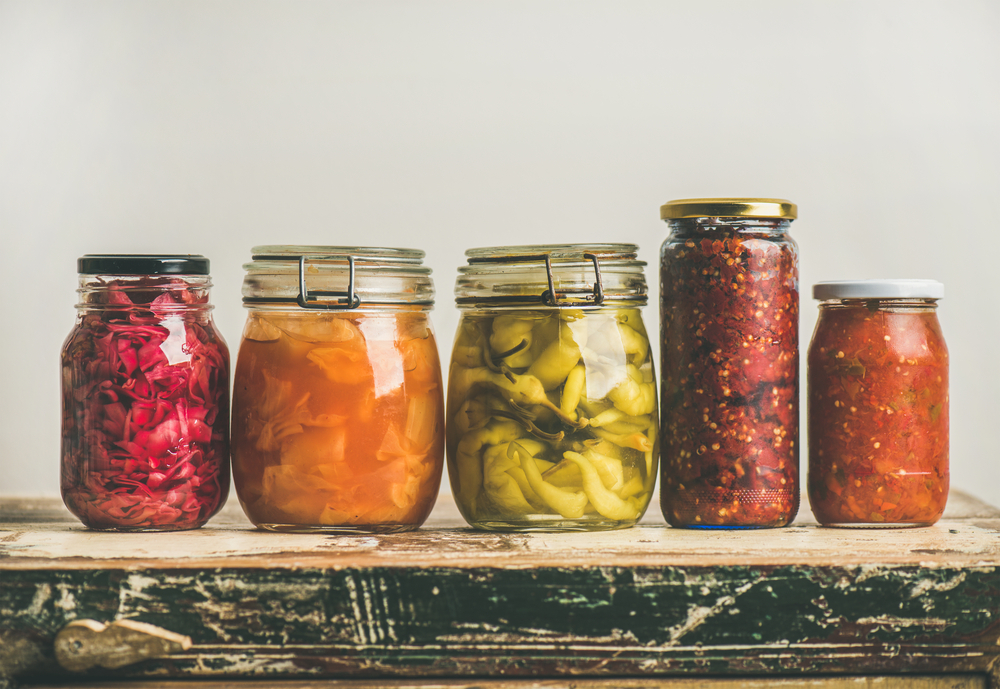 How to pickle and ferment vegetables easily at home