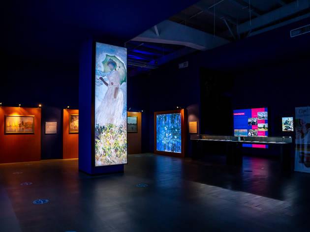 Monet Experience y los impresionistas