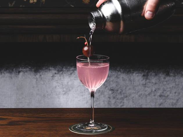 The Gidley cocktails (Photograph: The Gidley/Dominic Loneragan)