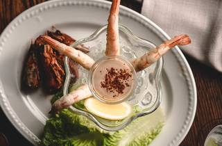 The Gidley prawn cocktail (Photograph: The Gidley/Dominic Loneragan)