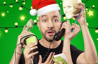 Agotaso con Chumel Torres por Teatrix especial de Navidad