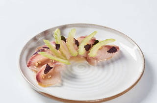 Lagoon Dining cured fish (Photograph: Supplied/Lagoon Dining)
