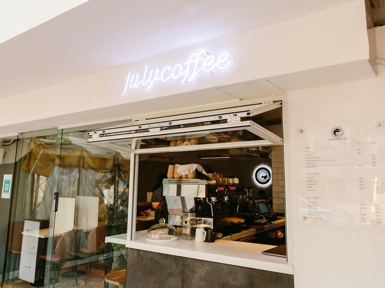 July Coffee & Co